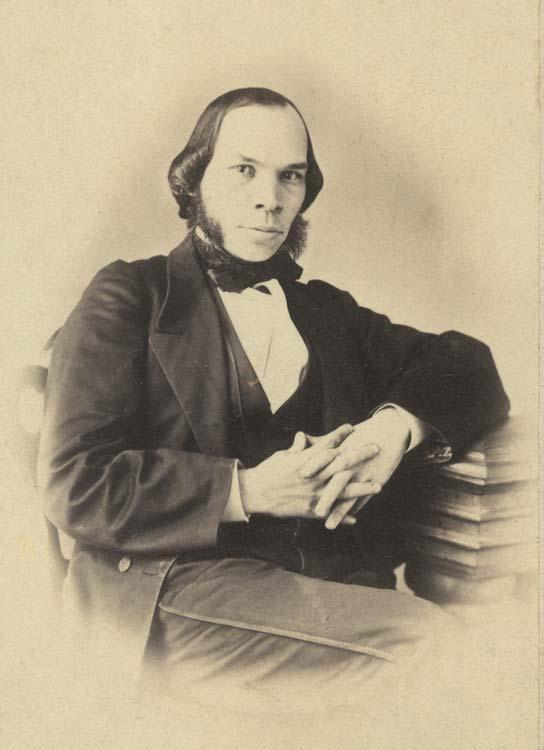 Отец Владимира Ленина, Илья Николаевич Ульянов.