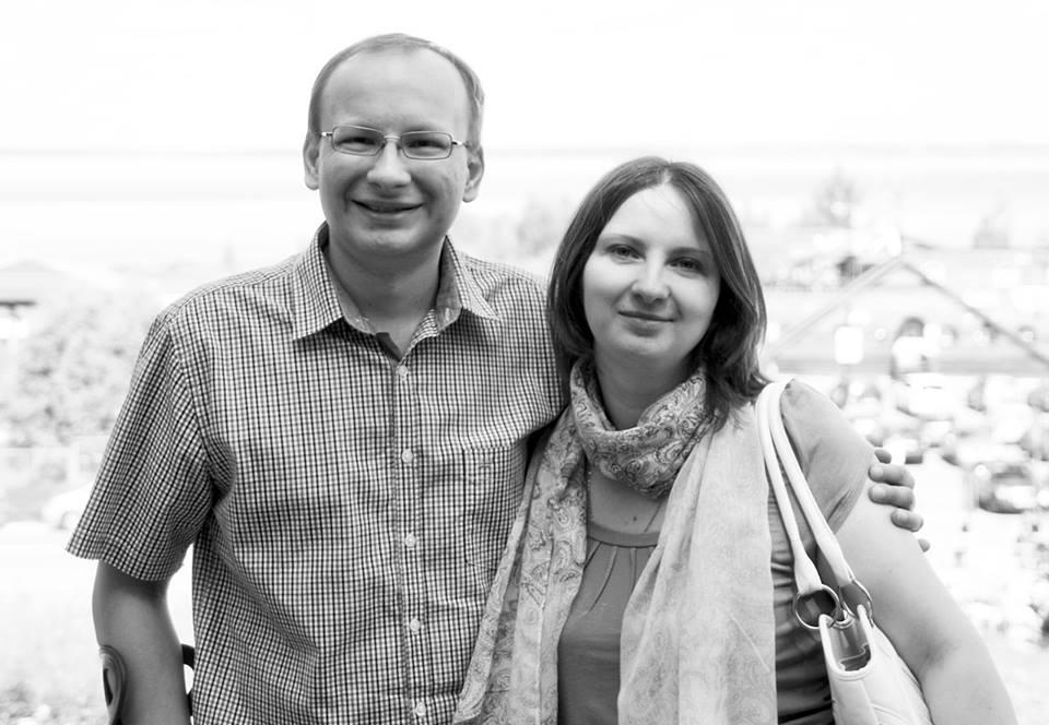 Тоня и Лёша Аничкины борются с болезнью вместе