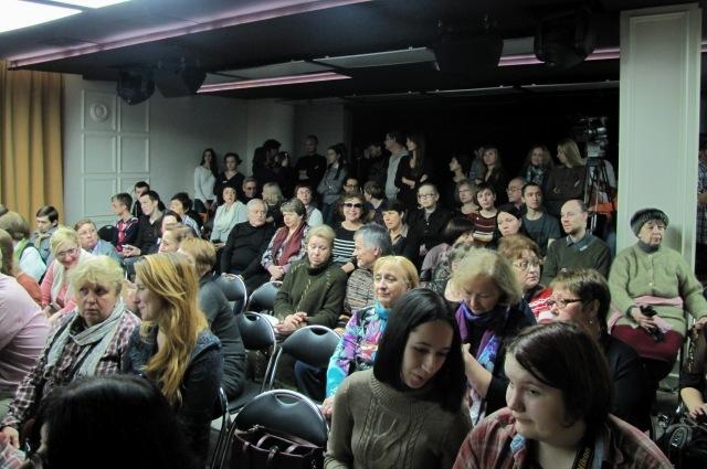 аудитория книжный клуб петровский
