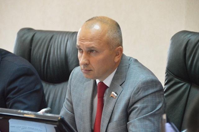 депутат Пензенской Думы Юрий Зиновьев