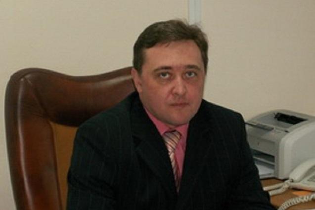 врио начальника департамента государственного имущества региона Андрей Кудинов