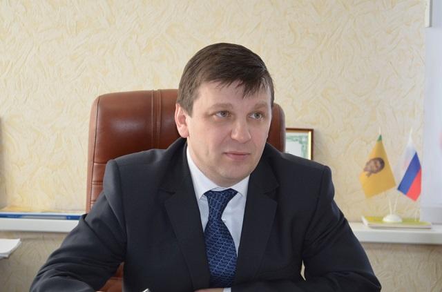 врио минсельхоза Пензенской области Андрей Бурлаков