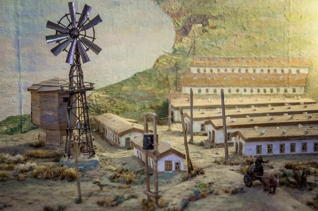 В музее в увлекательной форме расскажут о том, как строился город.