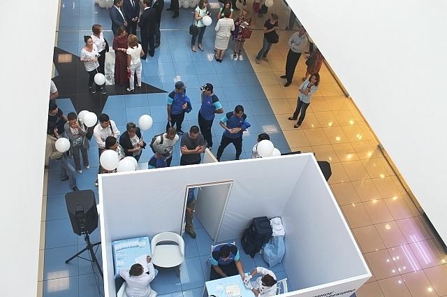 В Иркутске регулярно работают мобильные лаборатории, где можно пройти экспресс-тест на ВИЧ-инфекцию.