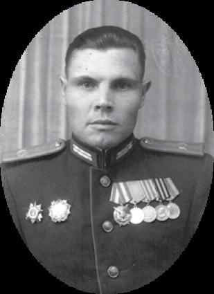 Михаил Бурухин, старейший ветеран Красноярска.