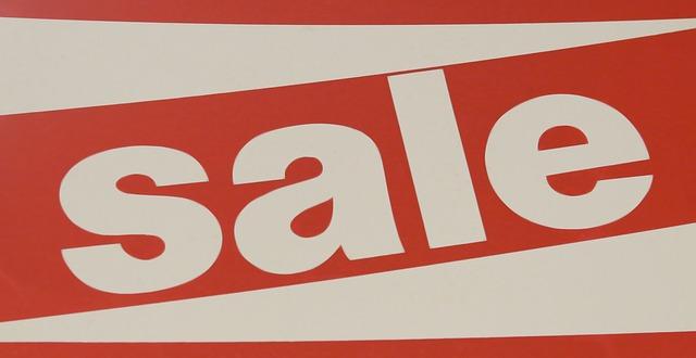 Успейте купить вещи и продукты по сниженным ценам.