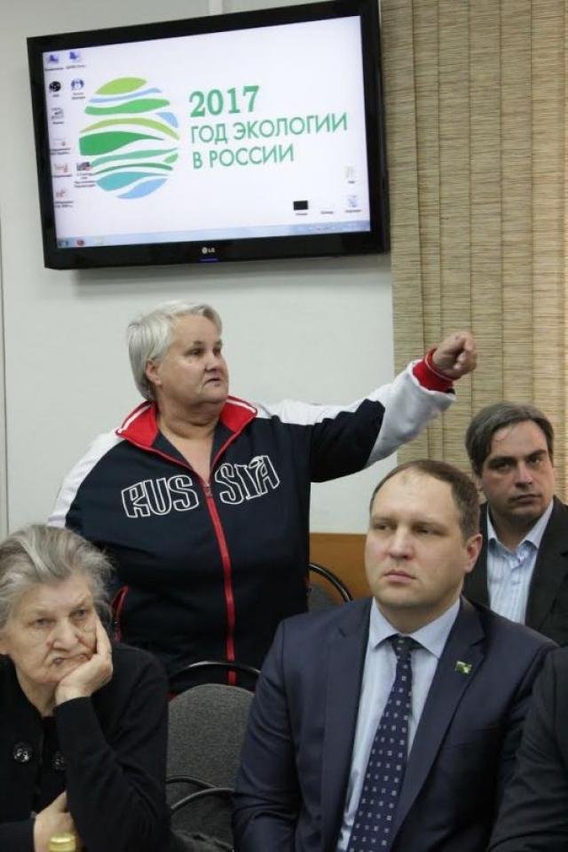 Для жительницы посёлка Роза Ольги Паниной и её соседей решение проблемы Коркинского разреза жизненно важно в буквальном смысле.