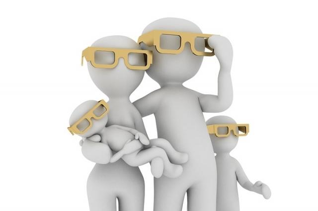 Соберитесь и на все мероприятия обязательно пойдите всей семьёй.