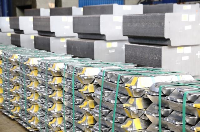 Красноярский алюминиевый завод в во втором квартале этого года выпустил 253 тонн алюминия.