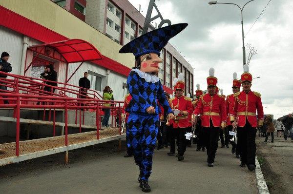 В этому году фестиваль впервые поддержало министерство культуры.