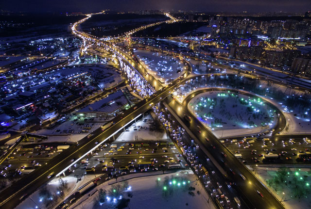Наличие современной транспортной инфраструктуры - важнейшая составляющая развития городов.