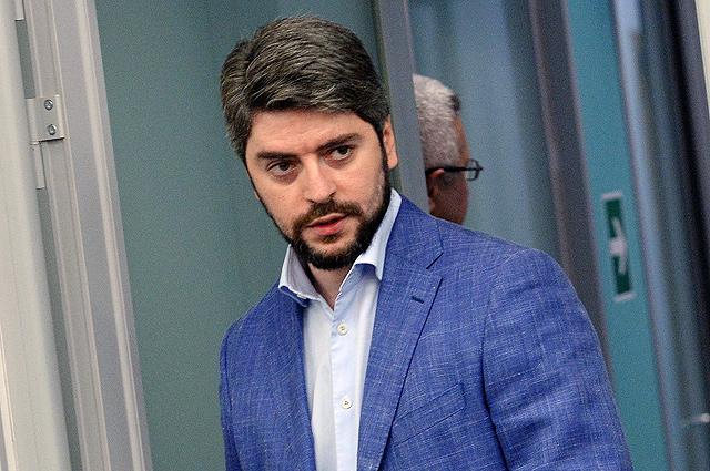 Илья Свиридов.