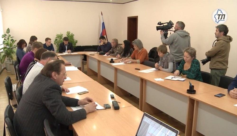 В областной столице прошло первое заседание совета пресс-служб промышленных предприятий региона