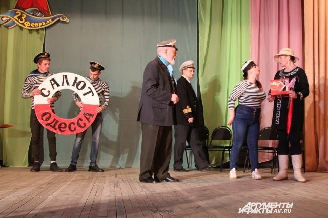 Народному театру «Предтеча» в 2019 году исполнится 20 лет.