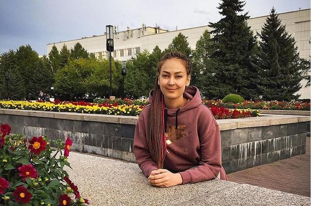 Юлия Романова.