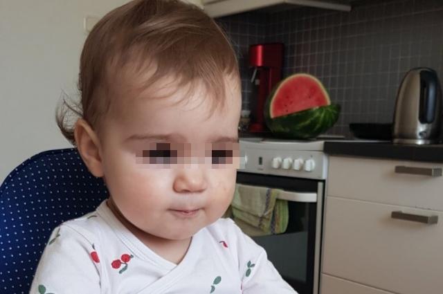 Не добившись помощи у врачей Швеции, Елена отвезла дочь в Россию.