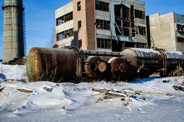 Химические вещества бывшего «Усольехимпрома» проникли вгрунтовые воды.