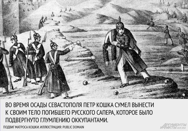 Петр Кошка. Факт