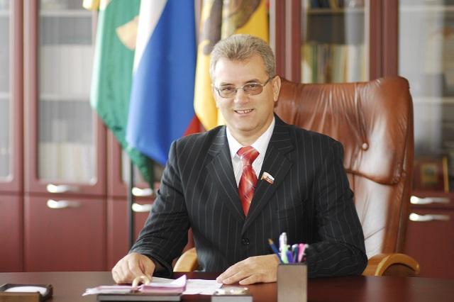 кандидат в губернаторы Пензенской области Иван Белозерцев