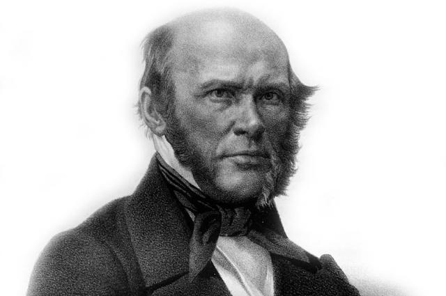 Николай Иванович родился в 1810 году в Москве в семье военного казначея.