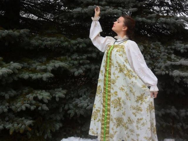 Светлана Пикалёва.