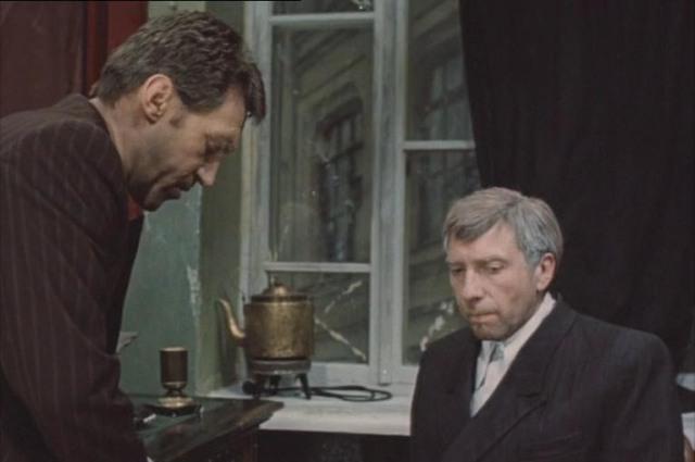 Юрский работал в картине Говорухина, когда уходил из БДТ.