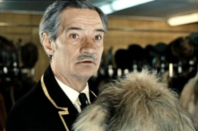 Павел Шпрингфельд в фильме «Джентльмены удачи», 1971 год