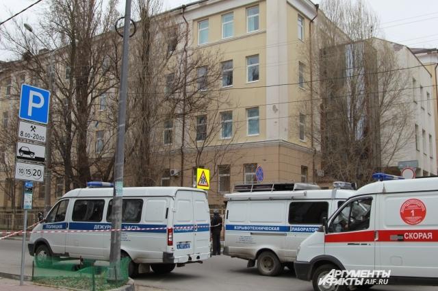 Учебное заведение находится в центре Ростова-на-Дону.