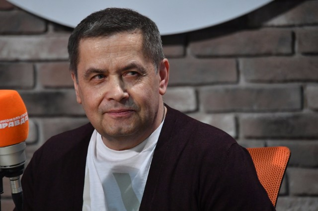 Николай Расторгуев.