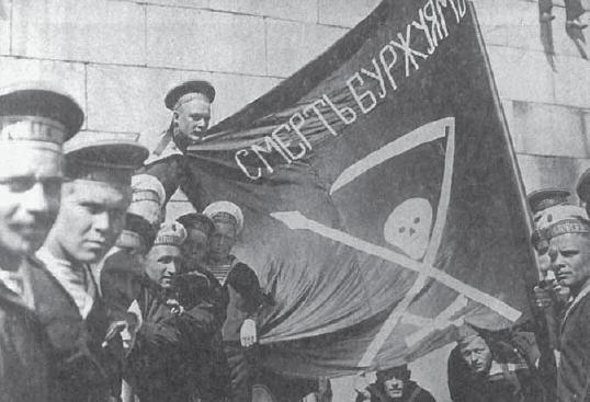 На выручку ростовским большевикам прибыли матросы Черноморского флота