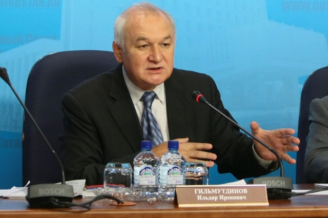Ильдар Гильмутдинов.