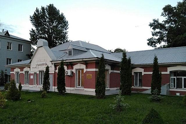 Станция «Лихоборы».