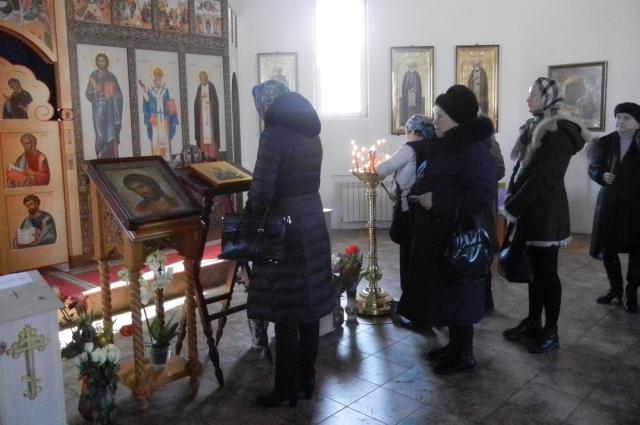 Поклониться святыне в Перми можно будет до 25 марта.