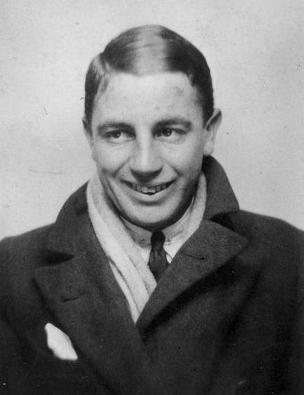 Студент университета Гарольд Холт. Между 1927 и 1930 гг.