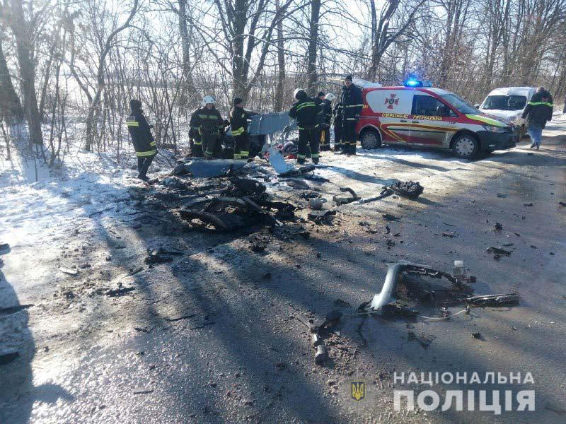 По информации правоохранителей, на дороге произошло столкновение двух автомобилей.