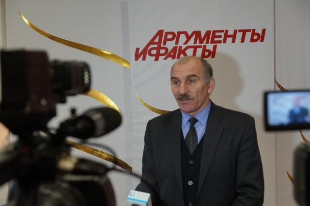 Председатель регионального отделения Союза замещающих семей, учредитель Всероссийского союза приёмных родителей Эдуард Косиковский.