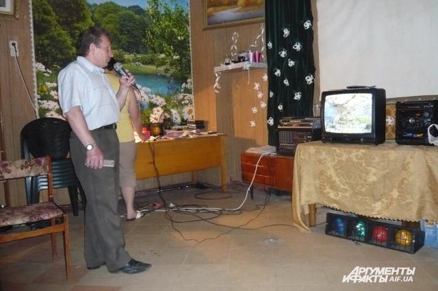 """Пансионат """"Победа"""" в Киевской области"""