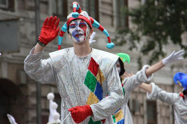 Иркутский карнавал-2015