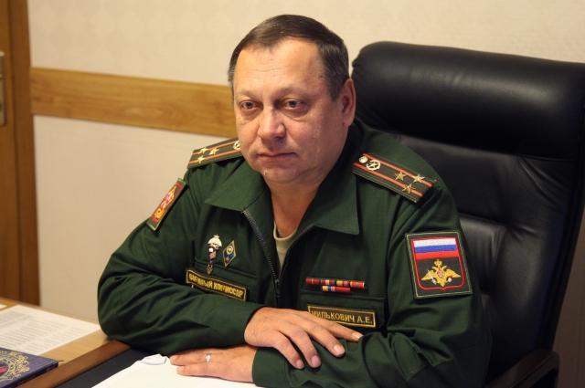 Александр Милькович.