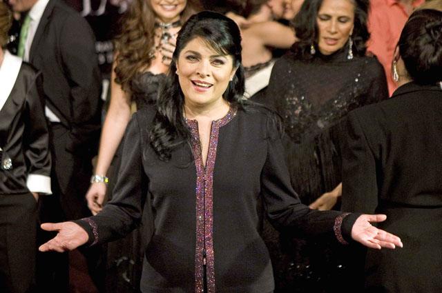 Виктория Руффо, 2009 год.