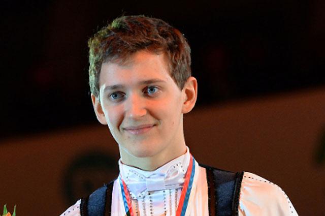 Максим Ковтун. 2013 год