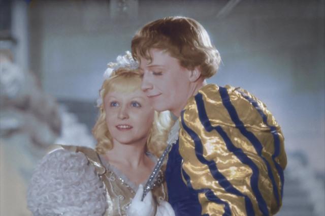 Актеры были намного старше героев, которых воплощали на экране.
