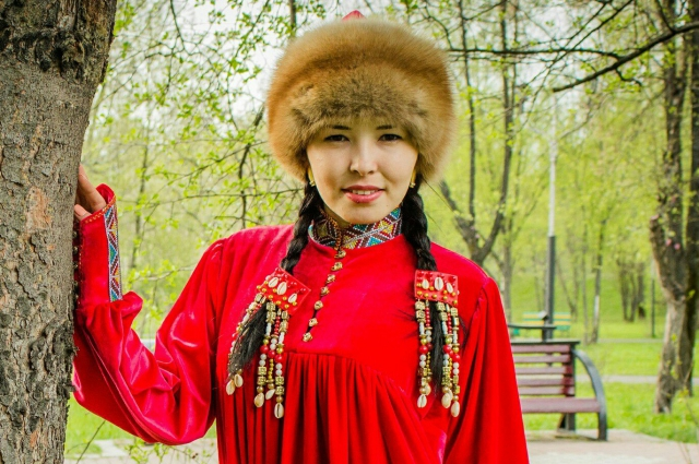 Алёна Напазакова уверена, что шорская культура интересна своими обычаями.