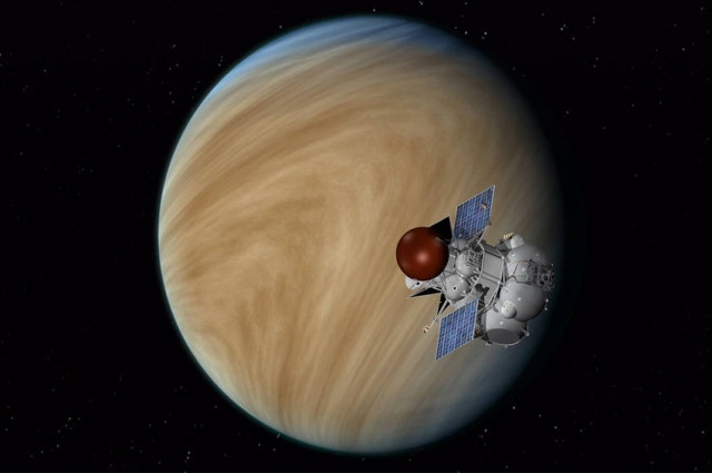 «Венера-Д».