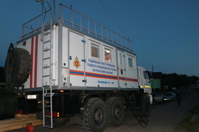 55 единиц различной техники задействовано  в операции