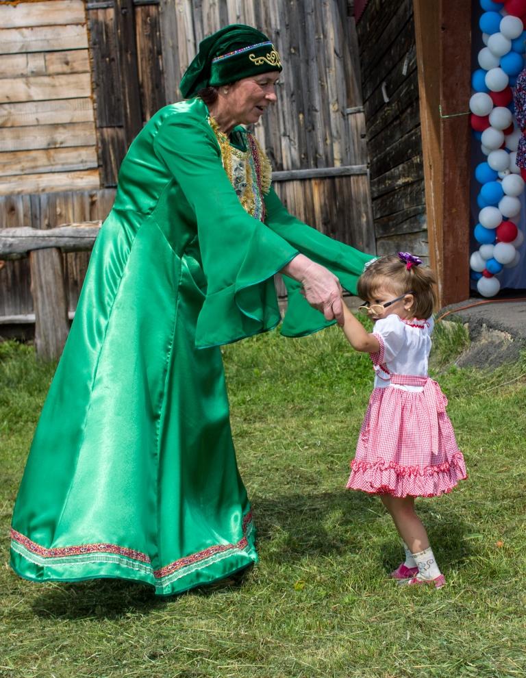 Татары в Красноярском крае