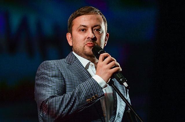 Продюсер, сценарист Виталий Шляппо.