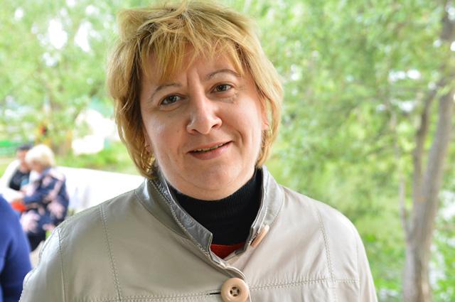 Ольга Елисеева.