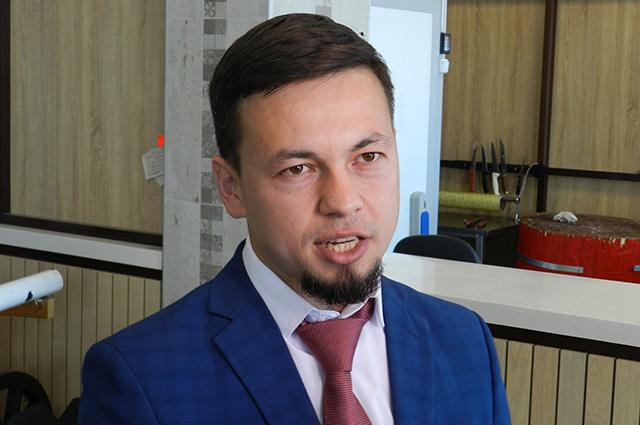 Ильнур Мухаметзянов