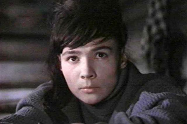 Зинаида Славина, «Дорога кморю» (1965). Кадр из фильма